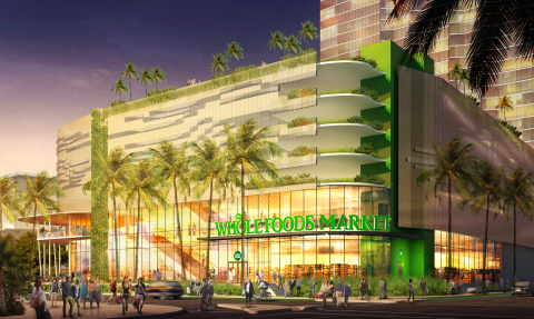 Whole Foods Market Close-Up at Ae'o at Ward Village (Photo: Business Wire)