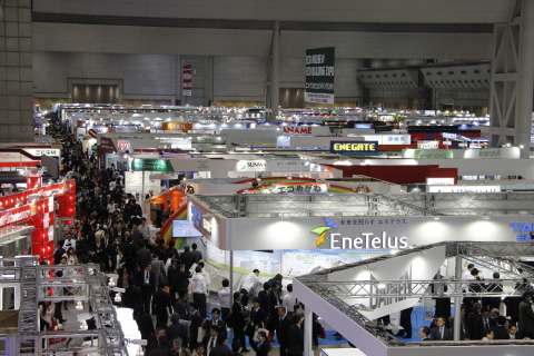 Scene from World Smart Energy Week 2015 (Photo: Business Wire)