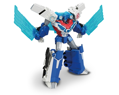 TRANSFORMERS: ROBOTS IN DISGUISE POWER SURGE OPTIMUS PRIME (Available: Fall 2016)(Photo: Business Wire)