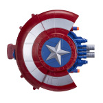 MARVEL CAPTAIN AMERICA CIVIL WAR CAPTAIN AMERICA BLASTER REVEAL SHIELD (Available: Spring 2016)(Photo: Business Wire)
