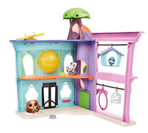 LITTLEST PET SHOP PET SHOP Playset (Available: Fall 2016)(Photo: Business Wire)