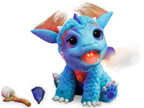 FURREAL FRIENDS TORCH MY BLAZIN' DRAGON Pet (Available: Fall 2016)(Photo: Business Wire)