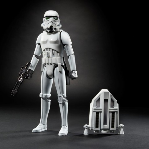 STAR WARS InteracTech Stormtrooper Figure(Available: Fall 2016)(Photo: Business Wire)