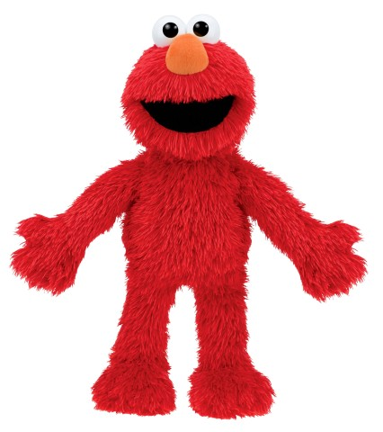 LOVE2LEARN ELMO Plush Toy and App (Available: Fall 16)(Photo: Business Wire)