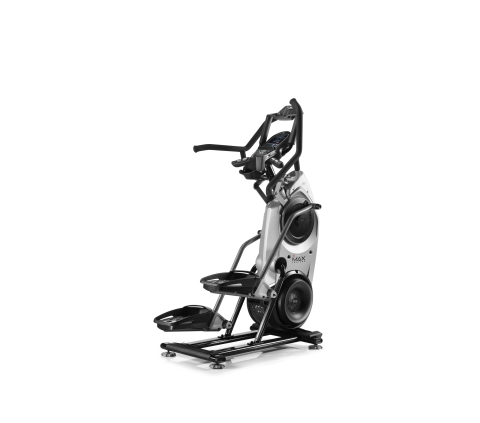 The premium Bowflex Max Trainer® M7 model combines the movements of an elliptical and stair stepper with all-new performance-targeted programming to create a one-of-a-kind cardio workout. (Photo: Business Wire)
