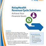 RelayHealth Financial Revenue Cycle Solutions Brochure