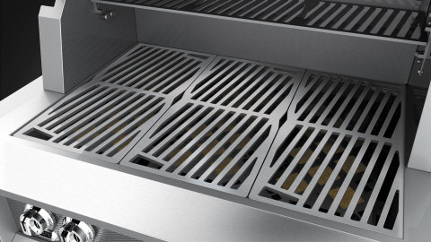 Hestan Outdoor is a new line of premium residential grilling systems and complimentary outdoor products offering powerful, professional-grade components and distinctive features and benefits that are completely unique to the market. (Photo: Business Wire)