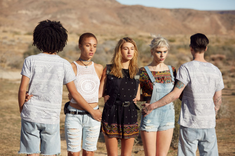 H&M COLLABORATES WITH THE COACHELLA VALLEY MUSIC AND ARTS FESTIVAL FOR 2016 (Photo: Business Wire)