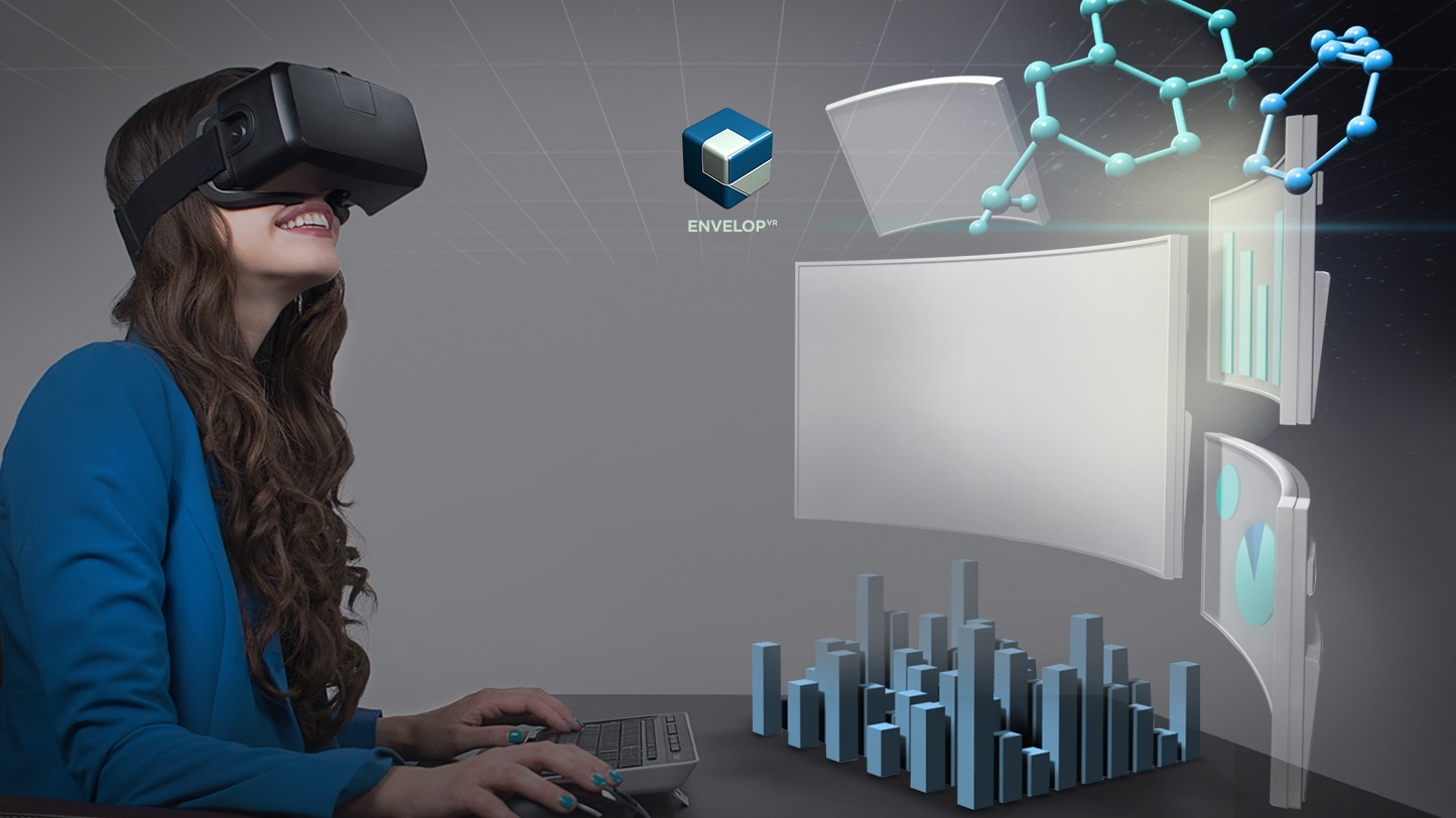 Envelop VR Software Provides Enterprise Customers with a ...