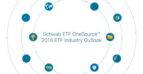 Schwab ETF OneSource Microsite (Graphic: Business Wire)