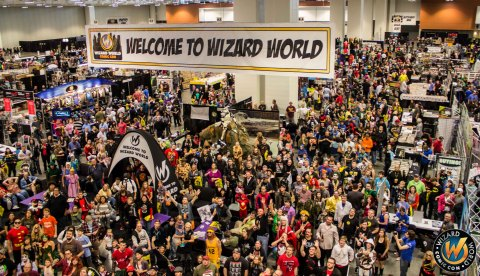 Wizard World comic con and gaming events draw thousands at venues across the United States (Photo: Business Wire)