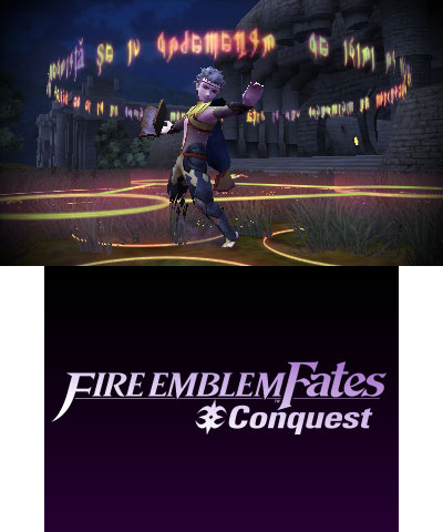 The Fire Emblem Fates: Conquest game will be available on Feb. 19. (Graphic: Business Wire)