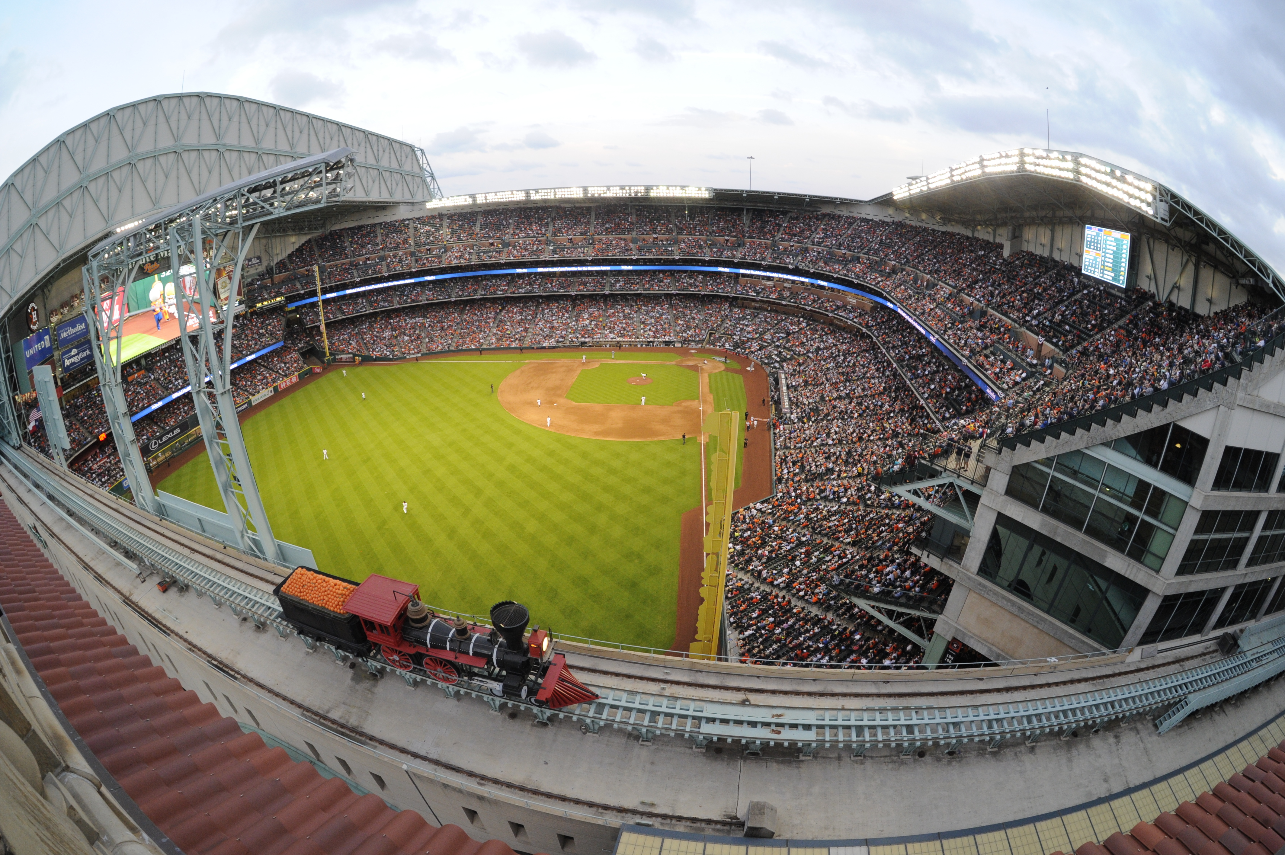 houston astros set to install musco s led lighting system business