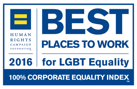 PG&E Named as One of the Best Places to Work by the Human Rights Campaign (Graphic: Business Wire)
