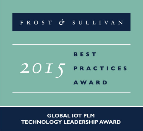 PTC Named Technology Leader in the Global IoT PLM Market (Graphic: Business Wire).