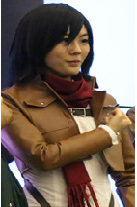 Cosplayer (Chisien Chendra) (Photo: Business Wire)