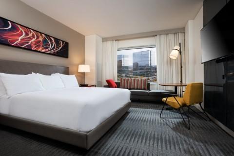 Hyatt Hotels Corporation Hyatt Regency Bloomington Minneapolis Opens Near Mall Of America Shopping District