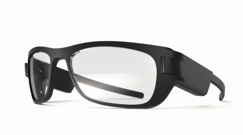 ZEISS optical system for wearable and fashionable data glasses (Photo: Business Wire)