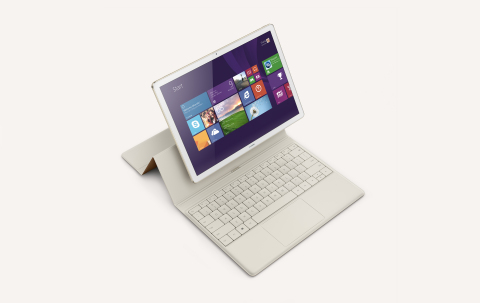 Huawei MateBook 2 (Photo: Business Wire)