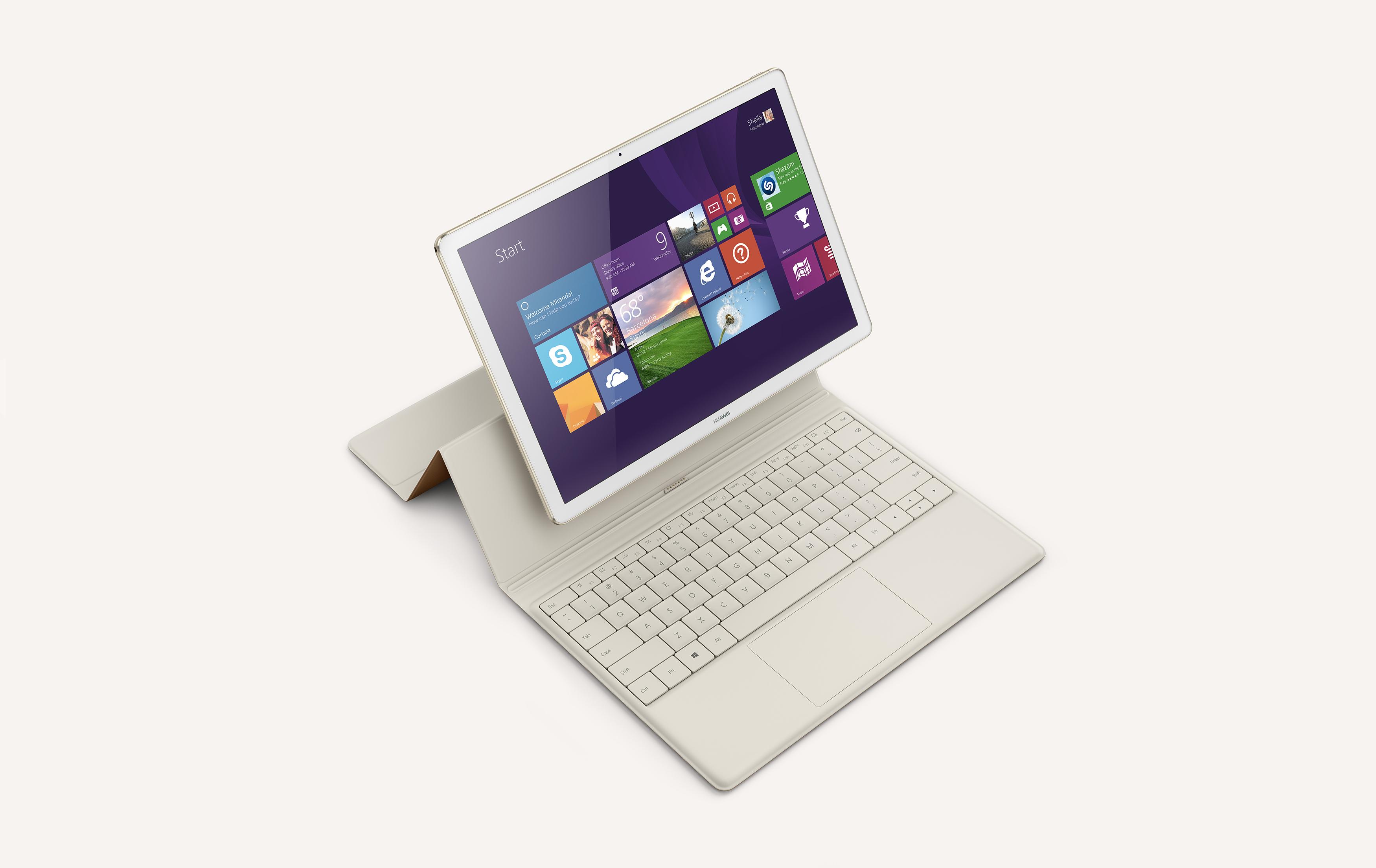 Huawei MateBook 2 (Photo: Business Wire)