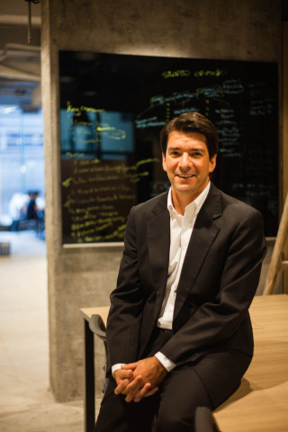 Contineo CEO Mark Munoz (Photo: Business Wire)