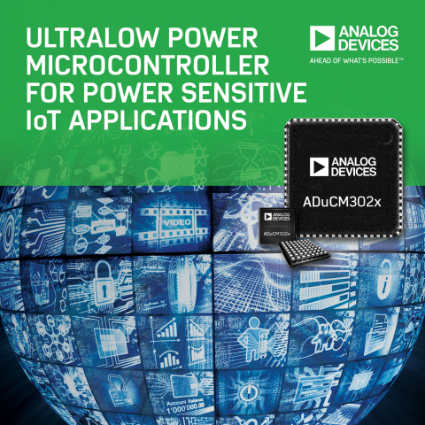 Microcontroller Series Enables Longer Battery Life in IoT Applications Without Sacrificing Security  ...