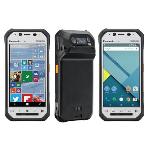 Panasonic Toughpad® FZ-F1 and FZ-N1 (Photo: Business Wire)