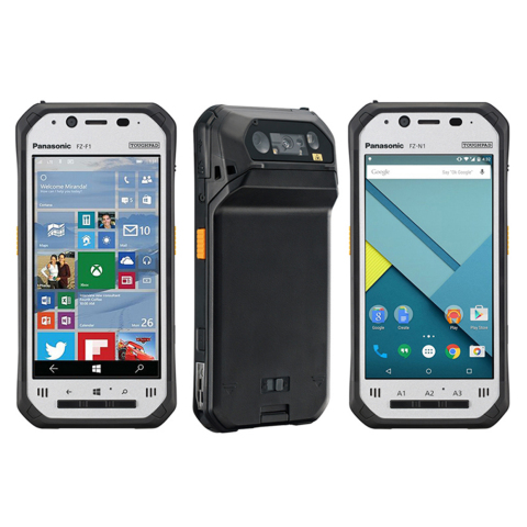 Panasonic Toughpad® FZ-F1 and FZ-N1 (Photo: Business Wire)