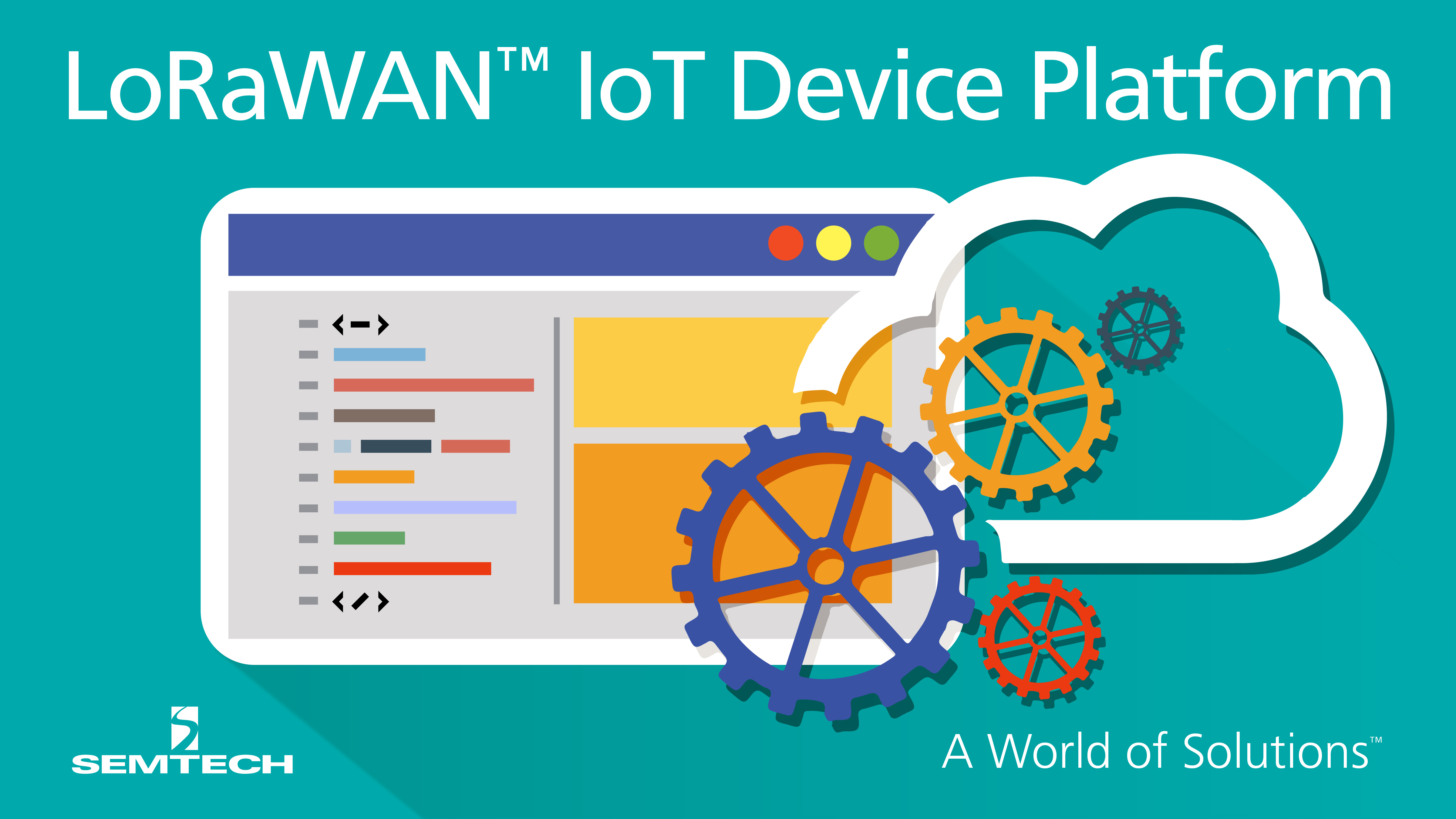 Semtech and ARM Introduce mbed IoT Device Platform for