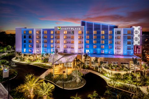 Hyatt Place San Juan/City Center (Photo: Business Wire)