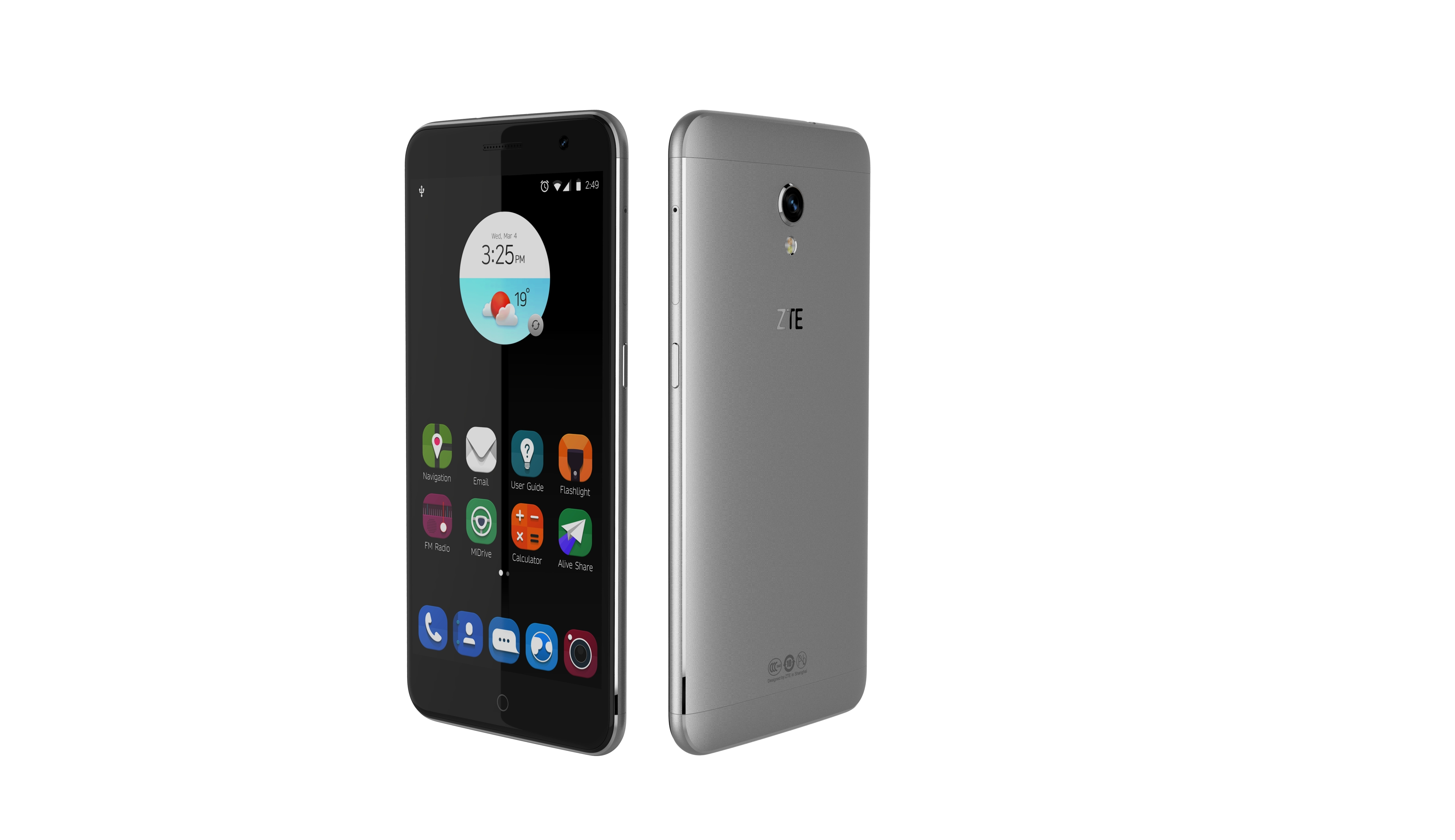 ZTE Introduces Blade V7 and Blade V7 Lite, With Flawless Metallic