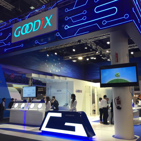 Goodix unveils Live Finger Detection technology to boost mobile security at Mobile World Congress 2016 in Barcelona. (Photo: Business Wire)