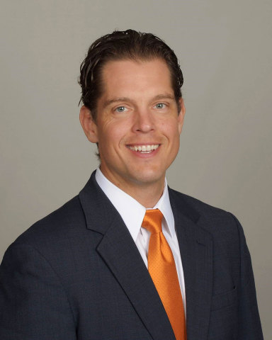 Colby Tanner is new economic development leader for BNSF Railway (Photo: Business Wire)