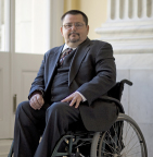 Homer Townsend, Jr., former national president and executive director of Paralyzed Veterans of America (Photo: Business Wire)