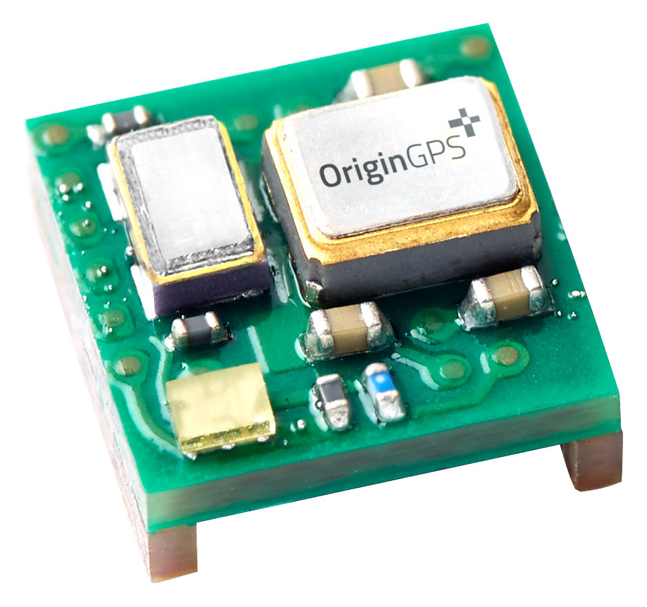 OriginGPS' New Module Adds Multi-GNSS to the World's