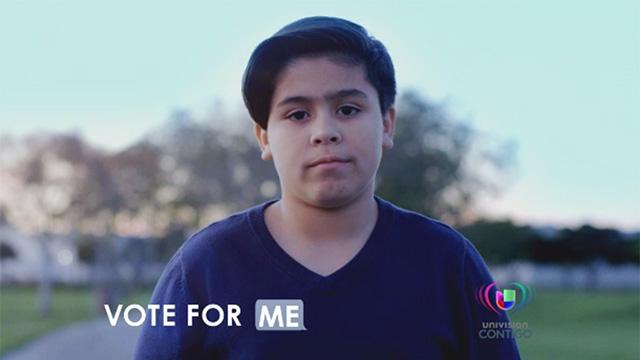 Vote For Your America - Univision Contigo