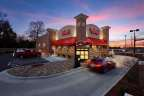 New restaurants will have a similar look to the pictured Bojangles' location. (Photo: Bojangles')
