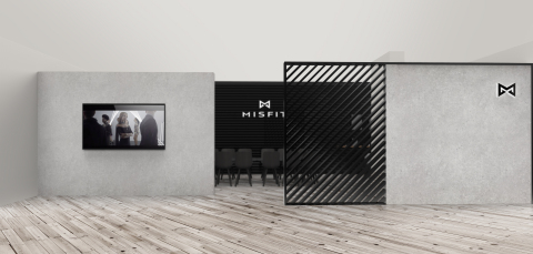 Misfit at Baselworld (Photo: Business Wire)