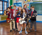"Nickelodeon's New Live-Action Series ""School of Rock"" Premieres Saturday, March 12, at 9:30 P.M. (ET/PT) (Photo: Michael Elins/Nickelodeon)"