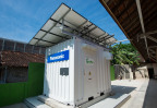 Power Supply Container (Photo: Business Wire)