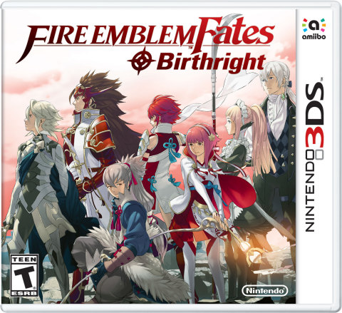 Breaking down the sales numbers reveals that Fire Emblem Fates: Birthright was the top seller between both versions, with the more challenging Fire Emblem Fates: Conquest coming close behind. (Photo: Business Wire)