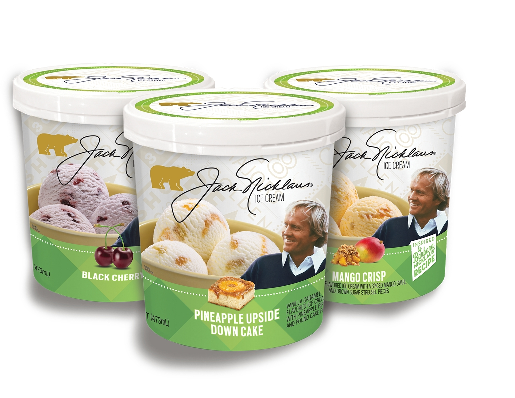 Jack Nicklaus Ice Cream Celebrates One-Year Anniversary with New