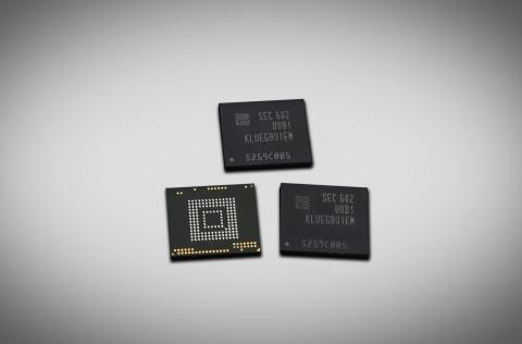 256GB UFS 2.0 embedded memory (Photo: Business Wire)