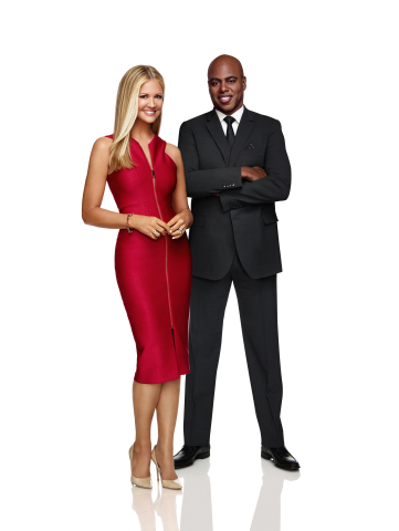 """Nancy O'Dell and Kevin Frazier to host """"Entertainment Tonight at The Oscars® Live on Pop"""" on Sunday, February 28 at 5:00 PM, ET/2:00 PM, PT. (Photo: Business Wire)"""