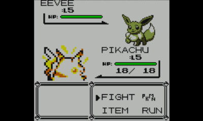 With classic graphics and music, the Pokémon Red, Pokémon Blue and Pokémon Yellow: Special Pikachu E ...