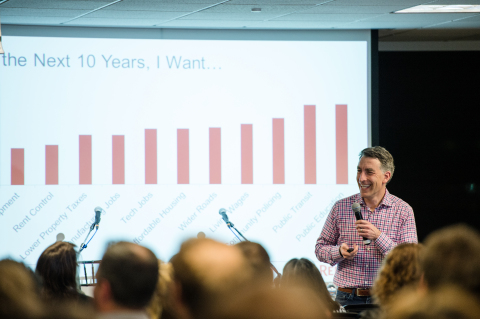 Redfin CEO Glenn Kelman (Photo: Business Wire)