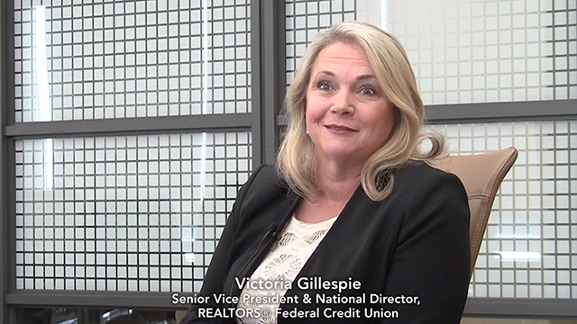Victoria Gillespie, REALTORS® Federal Credit Union Senior Vice President and Licensed Maryland Realtor, explains how REALTORS® Federal Credit Union opened the door for credit unions to offer escrow accounts.