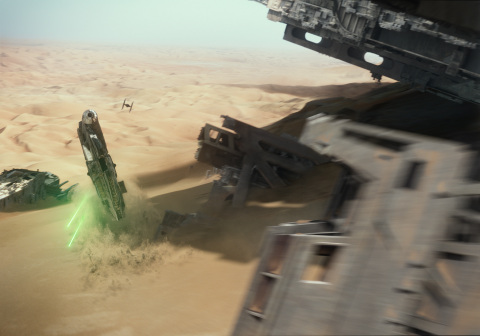 Star Wars: The Force Awakens. © and TIM Lucasfilm, Ltd. All Rights Reserved (Photo: Business Wire)