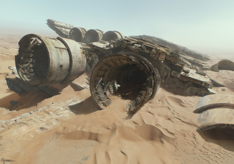 Star Wars: The Force Awakens. © and TIM Lucasfilm, Ltd. All Rights Reserved(Photo: Business Wire)