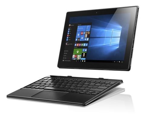 Lenovo ideapad MIIX 310 (Photo: Business Wire)
